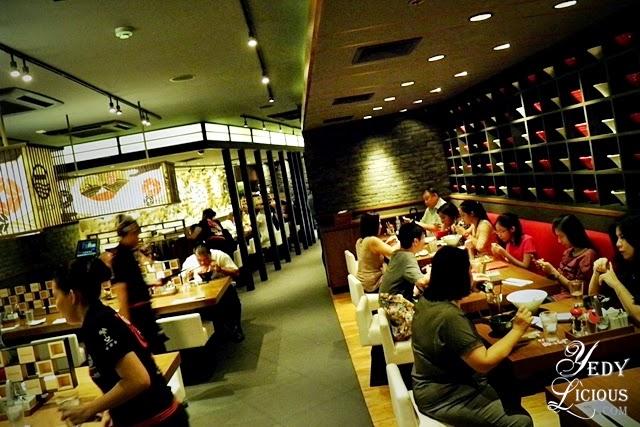 Ippudo Ramen PH SM Megamall Mega Fashion Hall