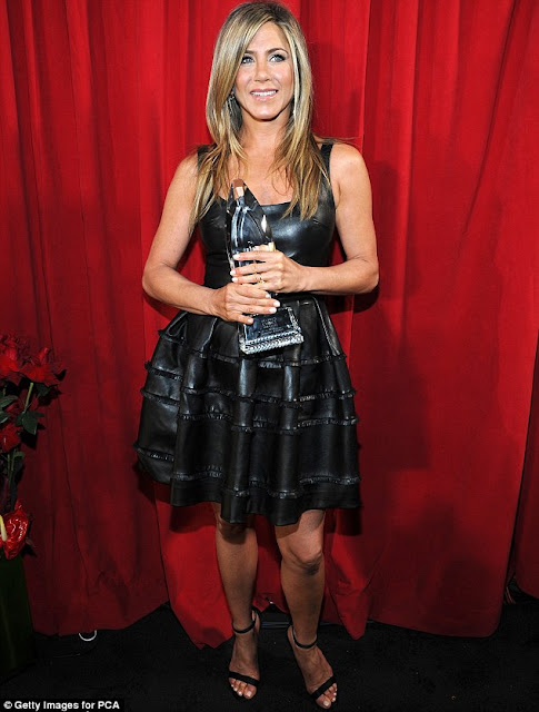 Jennifer Aniston at The People's Choice Awards 2013