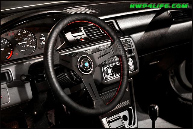 Honda Civic, V, 5-gen., Sir, VTEC, zdjęcia, tuning, hatchback, eg