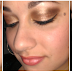 Golden Bronze Eyes Makeup Tutorial