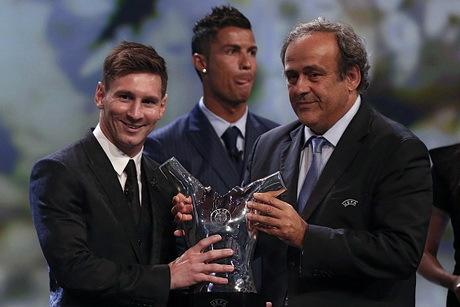 Jadi Pemain Terbaik di Eropa, Messi: Ini Semua berkat Rekan-rekan Setim