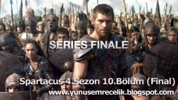 Spartacus 4.Sezon final bölümü İzle