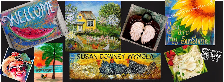 Susan Wymola Art Sales