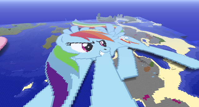 The MLP: FIM Thread - Page 2 Minecraft2
