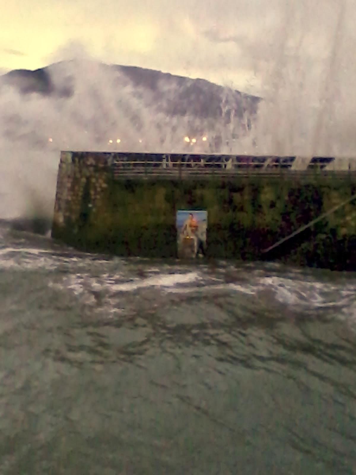 Sireno del Puerto viejo de Algorta - Getxo