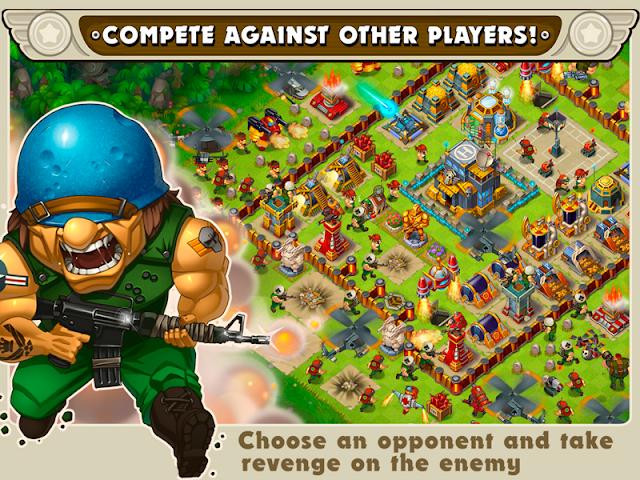تحميل لعبة Jungle Heat-APK-1-2.8 للاندرويد والهواتف الذكية مجاناً
