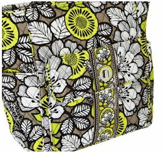Vera Bradley | New Spring 2014 colors | Citron, Blue Bayou and Julep Tulip