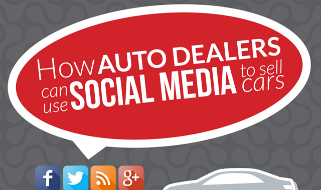 How Auto Dealers Can Use Social Media to Sell Cars