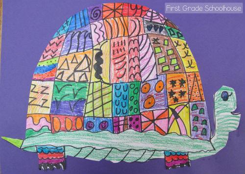 First Grade Schoolhouse: Teacher Appreciation Sale, Art ...