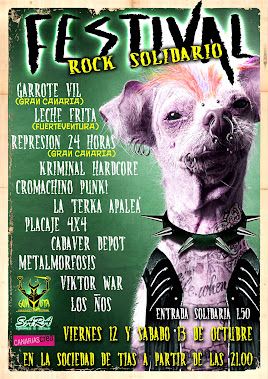 CHUFLAINAS DEL ROCK AND ROLL...