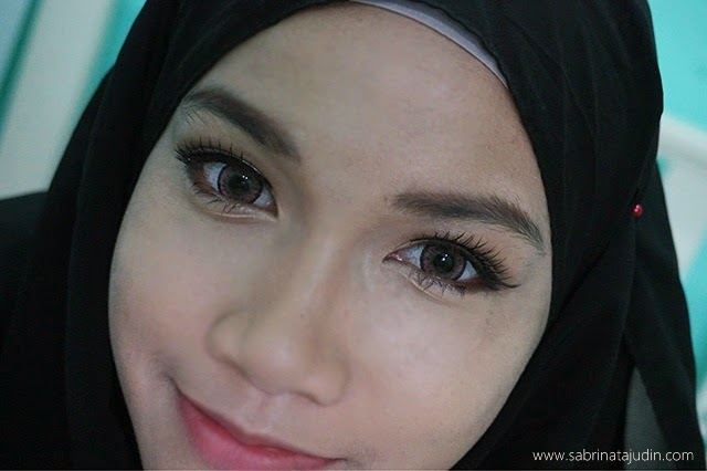 Review Lofa Lens Gorgeous Pink