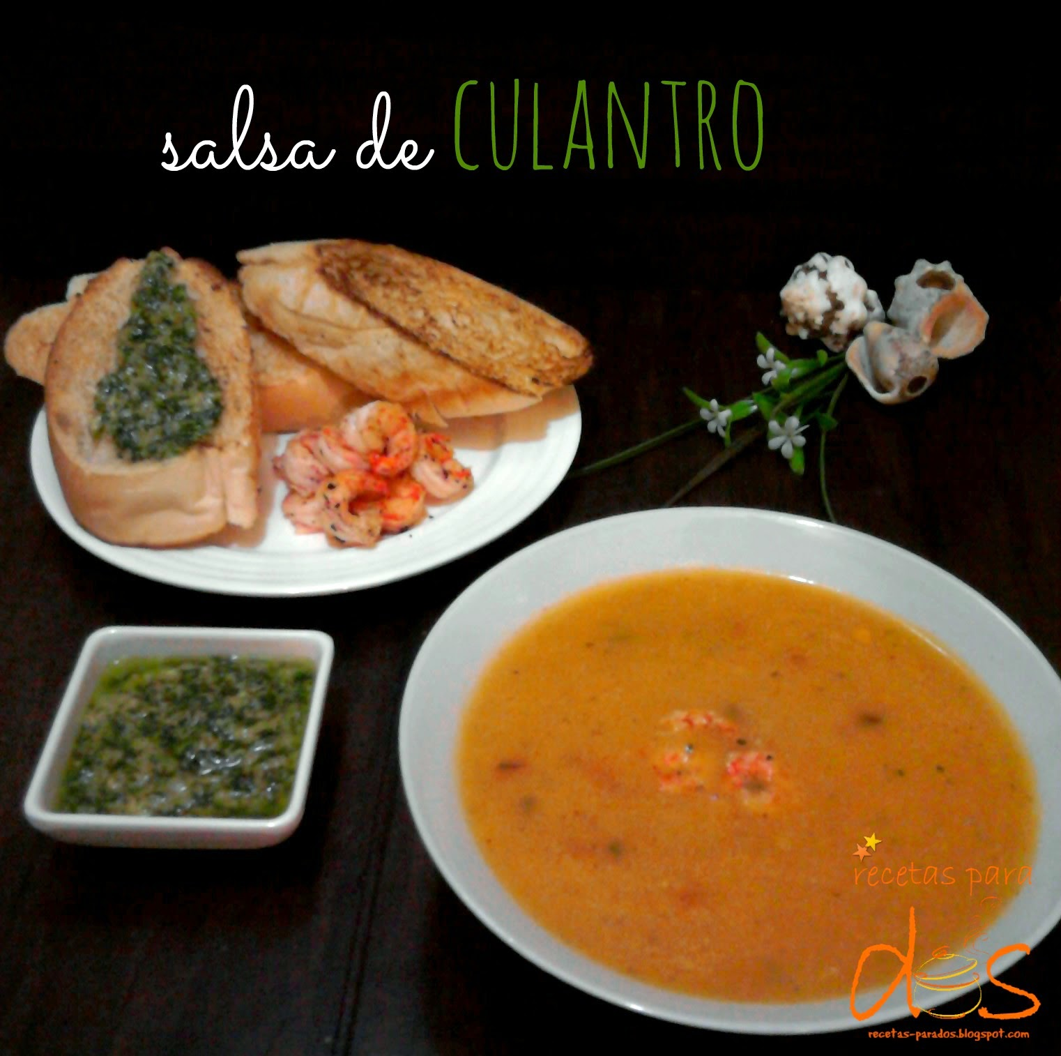 Recetas para dos salsa de culantro - Como se hace la salsa pesto para pasta ...