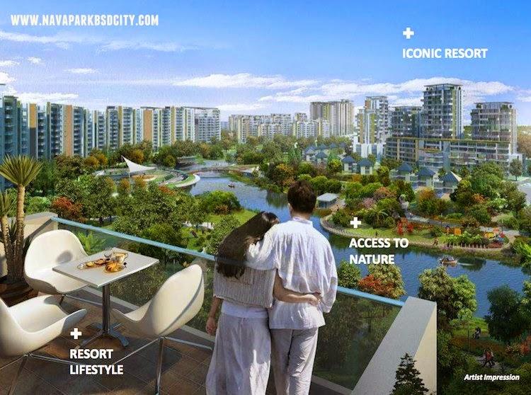 Nava Park BSD Resort Lifestyle