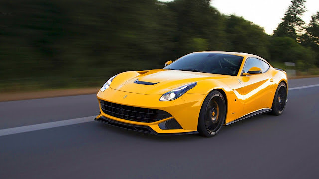 Ferrari F12 Novitec HD Wallpaper