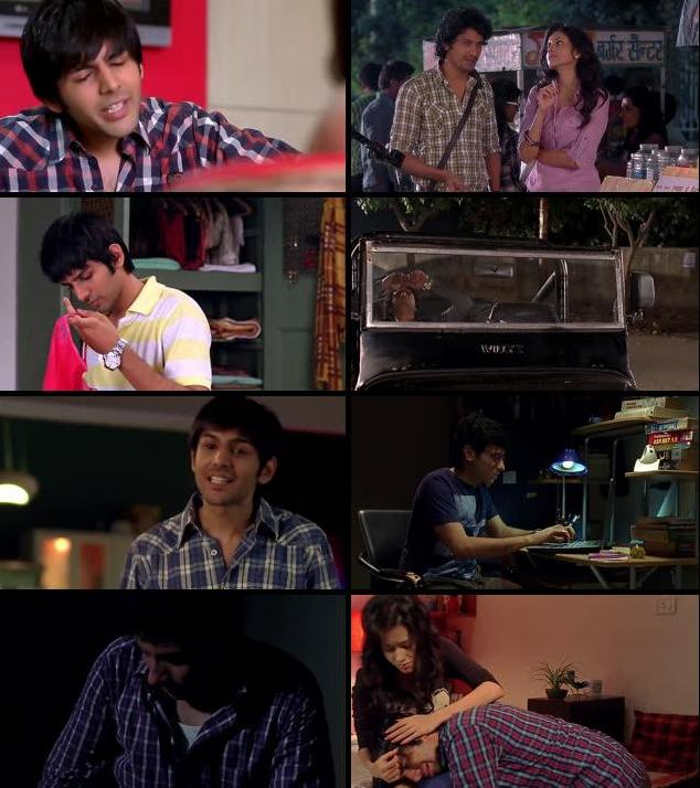 Pyaar Ka Punchnama 2011 Hindi 720p BluRay 1GB