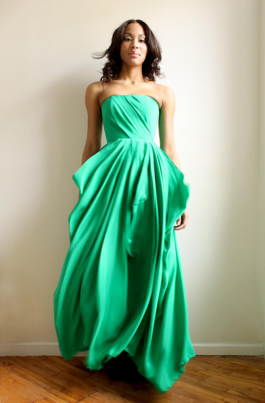Nutcraker leanne marshall for Green wedding bridesmaid dresses