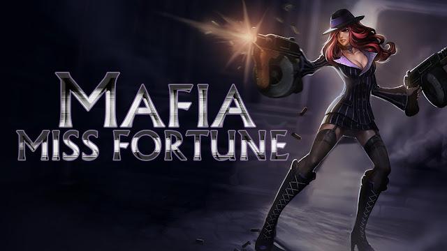 Miss Fortune – Tướng AD mạnh nhất mùa 6 phiên bản 5.23