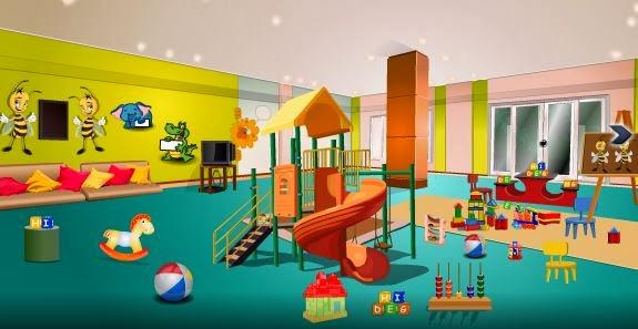 Escape from kindergarten walkthrough putas y zorras for 13 floor escape game