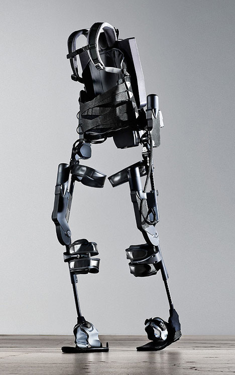 Ekso Bionics Exoskeleton