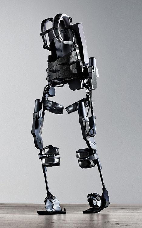 Ekso Bionics Exoskeleton