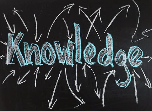 Knowledge = Conhecimento