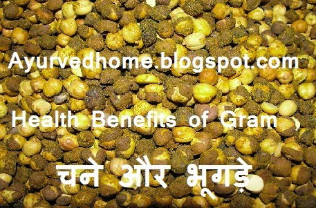 Bhune Hue Chane, Bhugde, Gram Use and Benefits