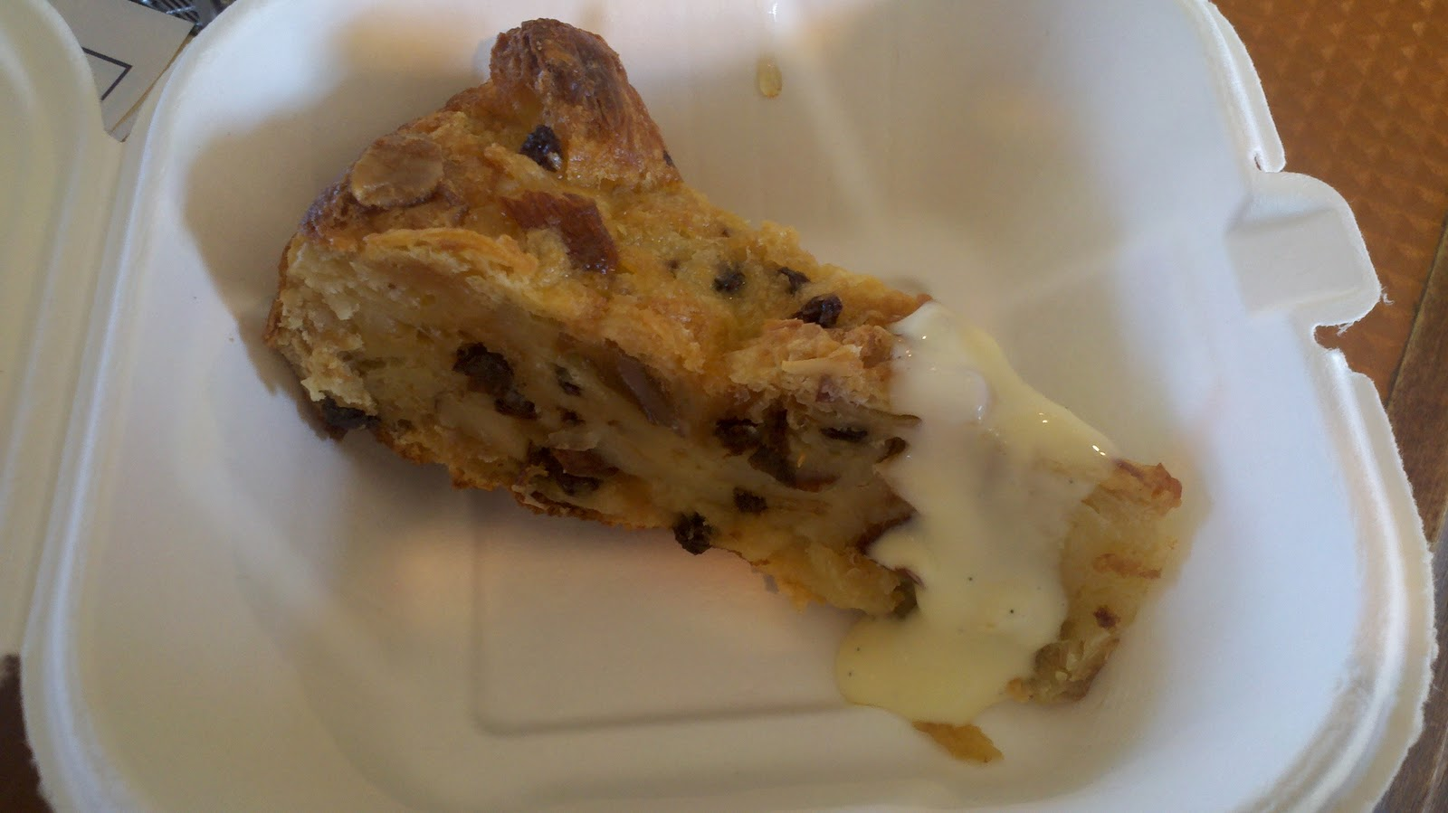 Bread Pudding Lovers: Marche Artisan Foods, Nashville, TN