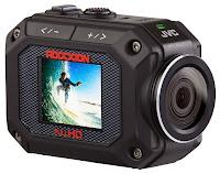 Экшин камера от  JVC  ADIXXION GC-XA2