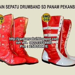 SEPATU MAYORET DRUMBAND MARCHING BAND