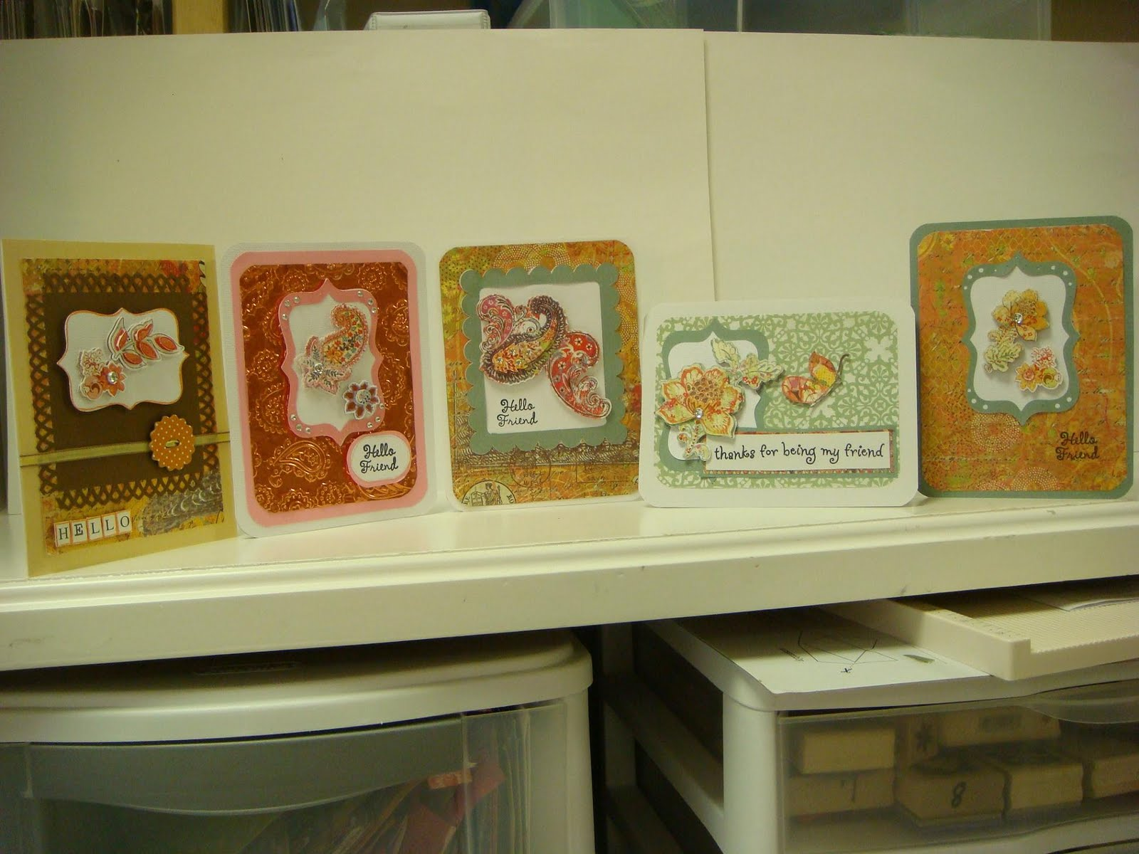 Carolyn's Creative Corner: Cards using STORYBOOK Cricut Cartridge