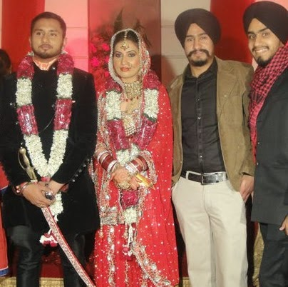 Honey Singh introduced his Wife Shalini to the World