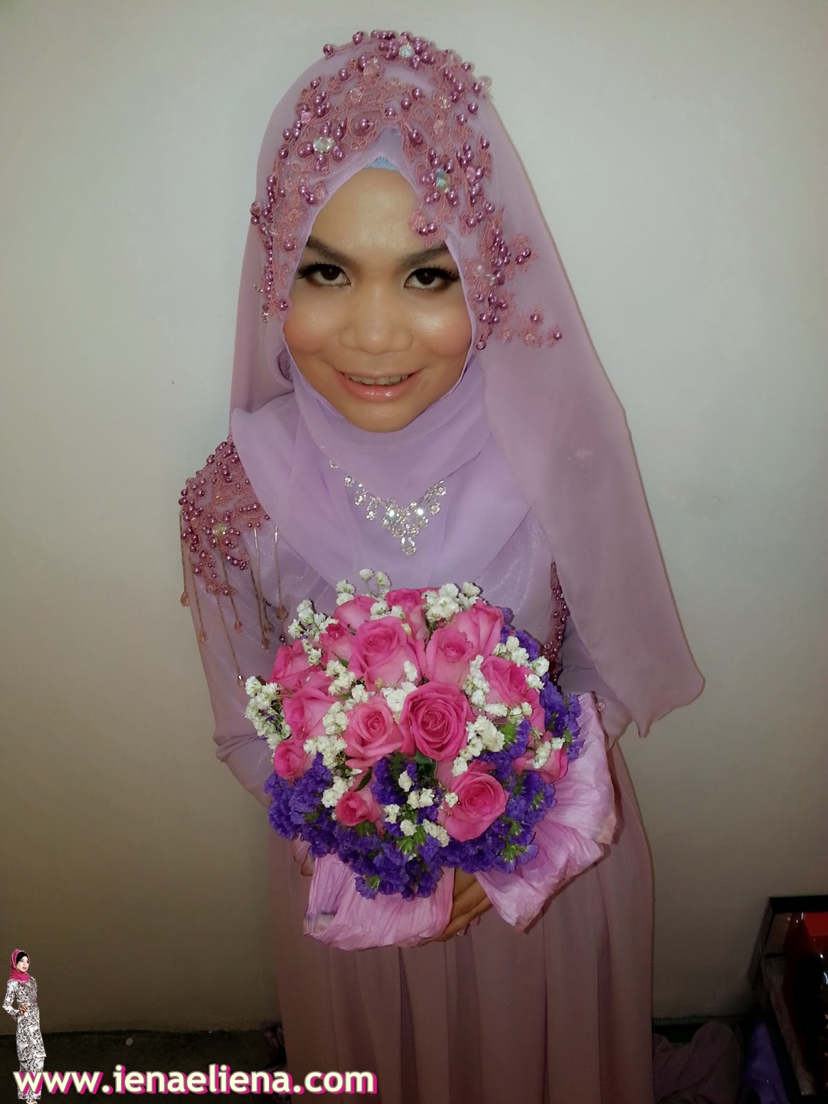 HAND BOUQUET FRESH FLOWER DECO BY IENA ELIENA
