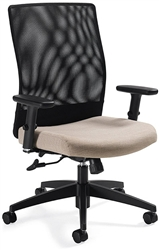 Weev Chair by Global Total Office