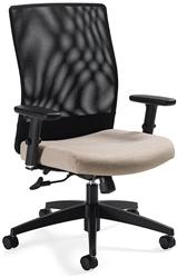 Weev Chair by Global Total Office