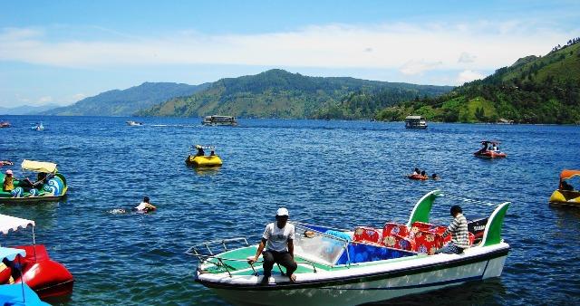 Toba Lake North Sumatra