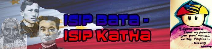 isip-katha, isip-bata