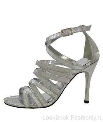 13 grey Босоніжки: прикраса для жіночих ніжок