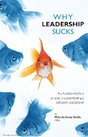 Why Leadership Sucks (Miles Anthony Smith)