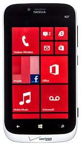 Gambar Nokia Lumia 822