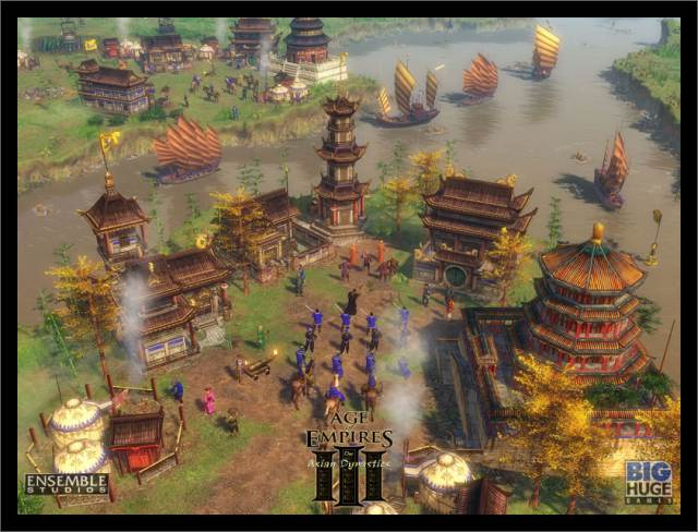 Age Of Empire 3 Screen Shot 3
