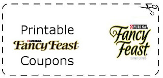 Printable Fancy Feast Coupons