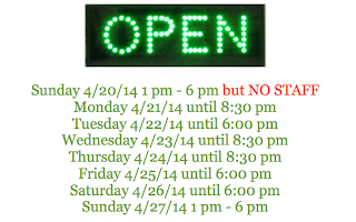 Lab Open Special Hours