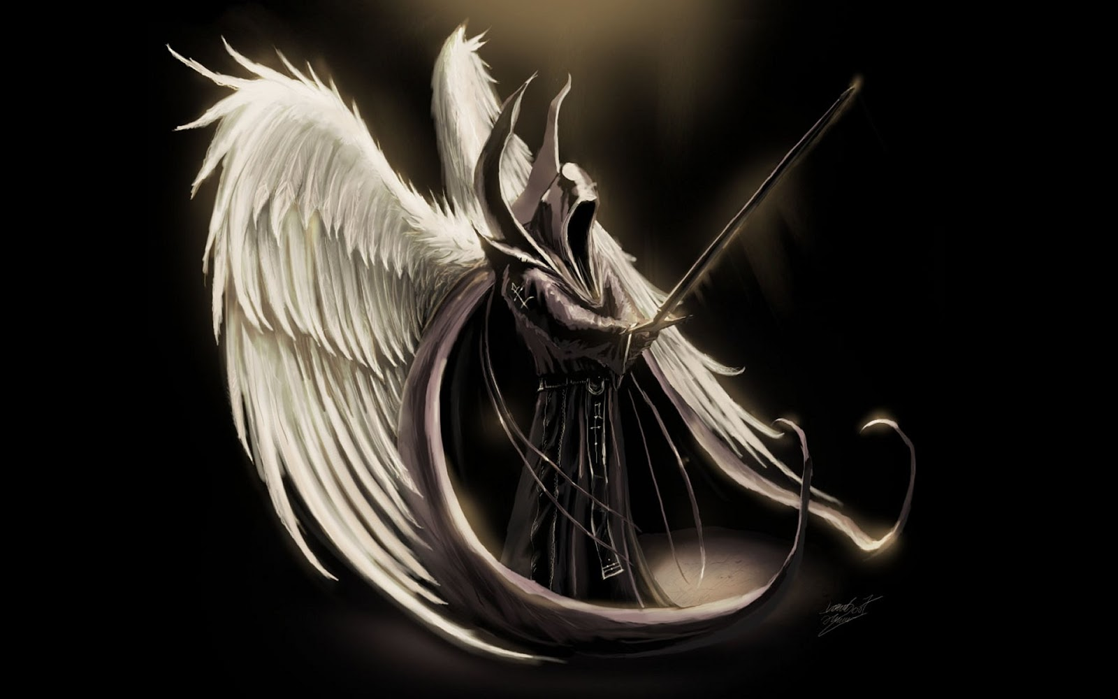 Diablo 3 Wallpaper Tyrael