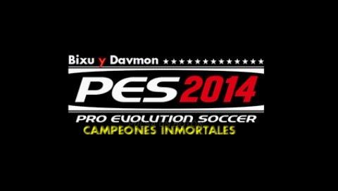 Descargar Pro Evolution Soccer 2014 Campeones Inmortales