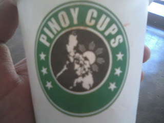 Pinoy Cups - Filipino Starbucks