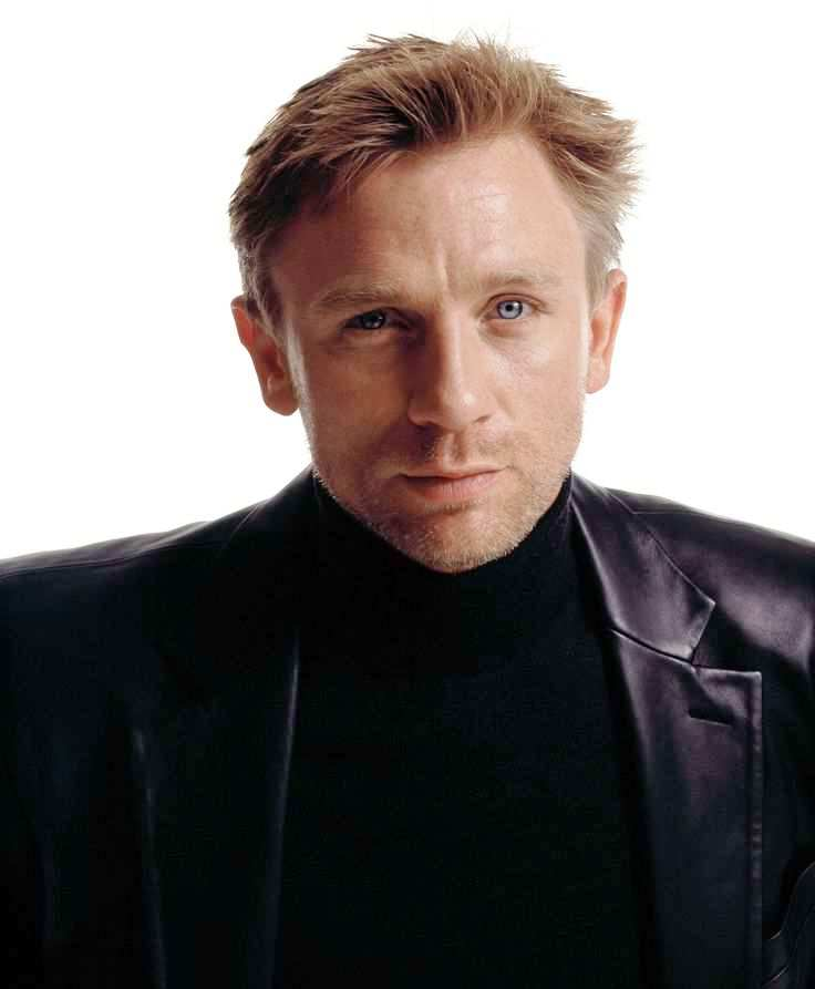 Daniel Craig Bond Haircut