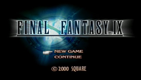 Final Fantasy IX, Title Screen