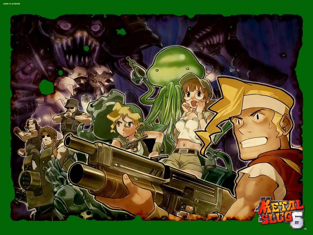 Game Metal Slug (Rambo lùn) - Ký ức tuổi thơ tràn về (full)