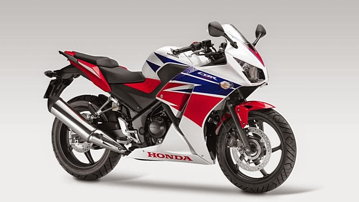 All New Honda CBR250R 2014 Tricolor Motor Honda Terbaru Harga-Spesifikasi