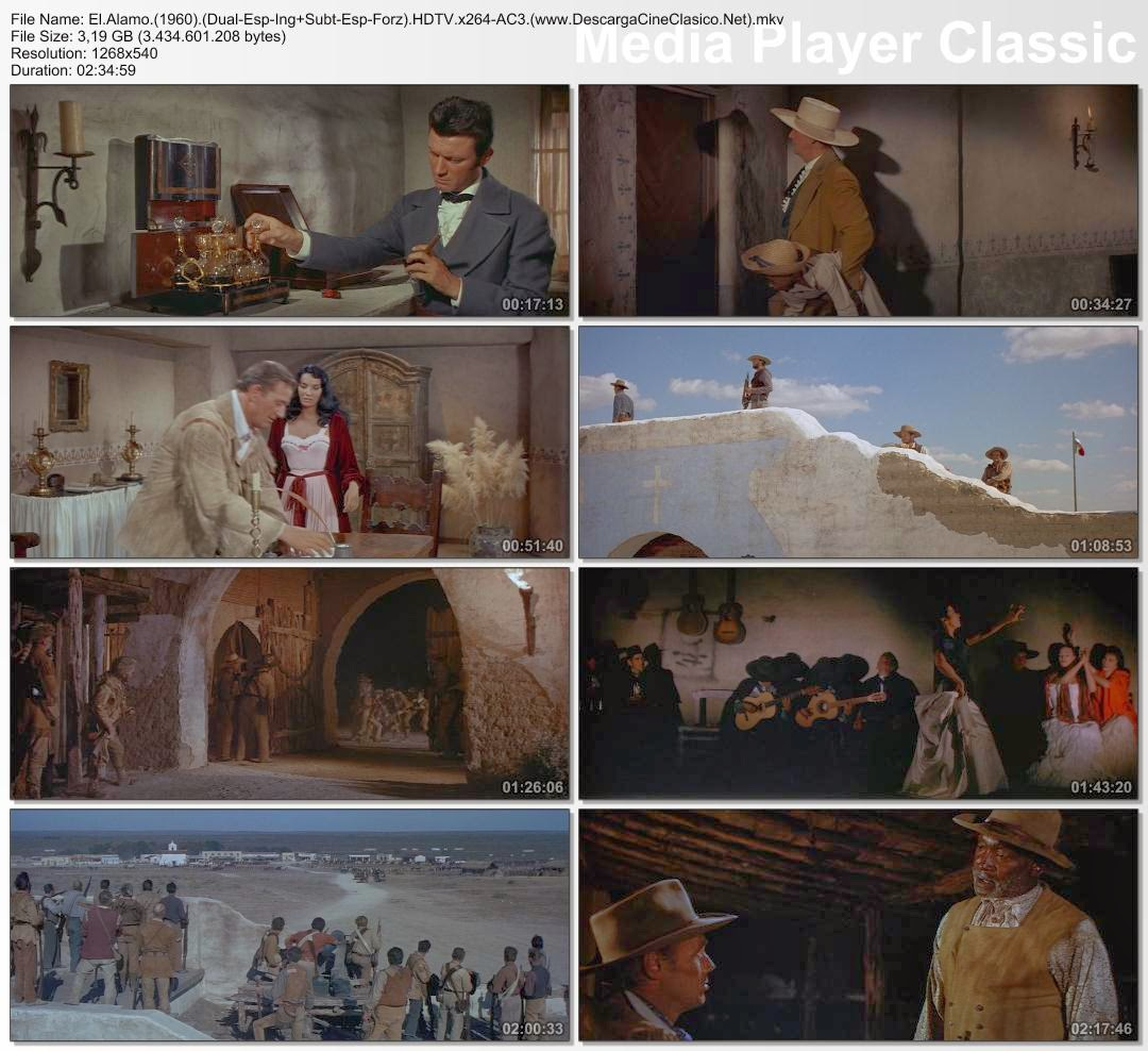 The Alamo | 1960 | El álamo
